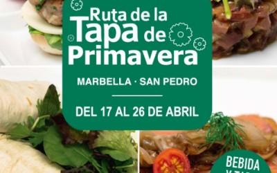 """7-я весенняя """"RUTA DE LA TAPA 2015"""" в Марбелье и Сан Педро."""
