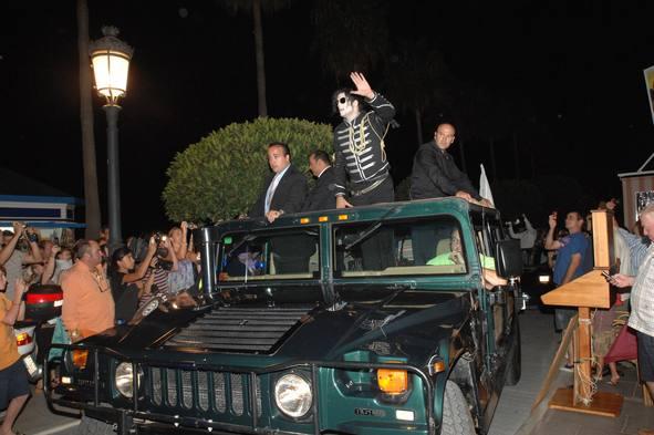 Анонс: King of Pop Musical – уникальный музыкальный трибют Michael Jackson в Марбелье 30 октября- 1 ноября 2015г