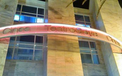 Кино, кино, да здравствует кино! Teatro Goya Puerto Banus
