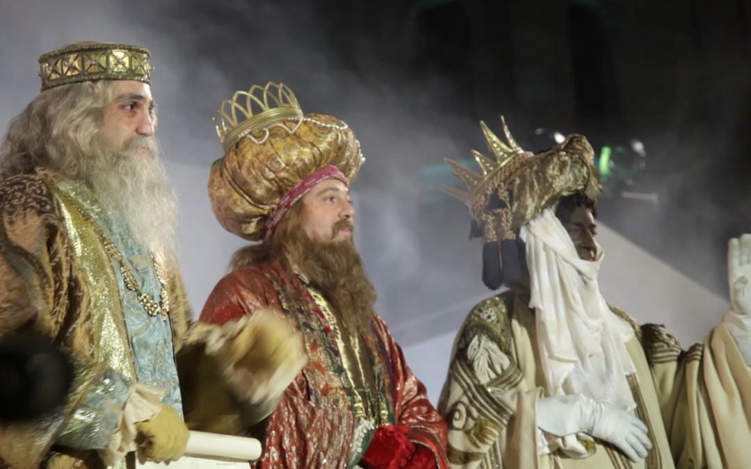 Día de los Reyes Magos, День Магических (Волшебных)  королей, или Волхвов,