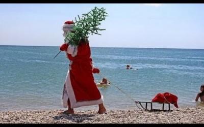 Дед Мороз и Снегурочка на Коста дель Соль – новогодние праздники 2015