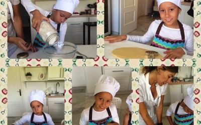 Как вместе с детьми приготовить красивое и вкусное печенье, капкейки, торты