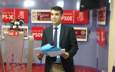 Смена власти в Марбелье: новый мэр, лидер социалистической партии PSOE, Хосе Берналь