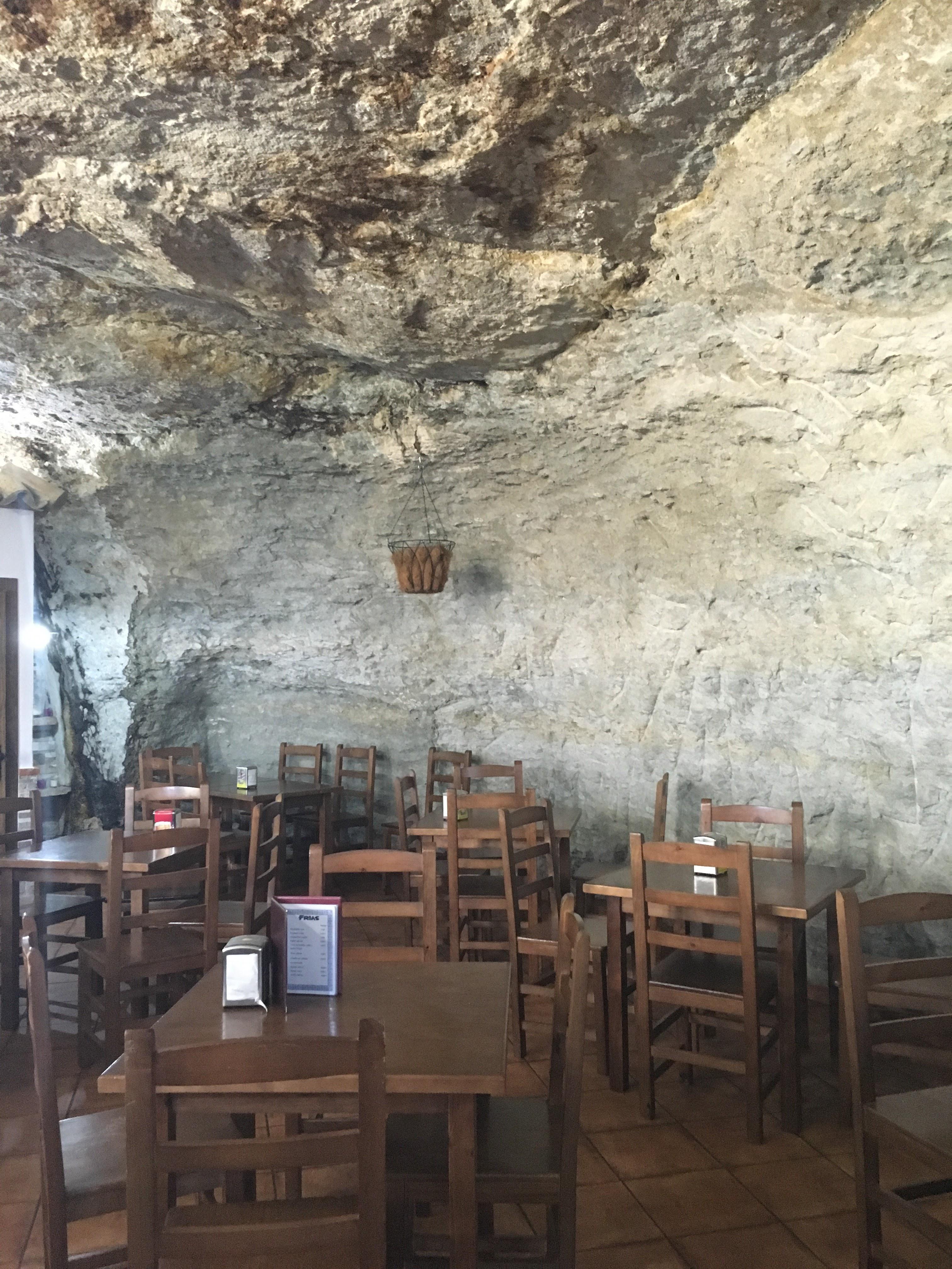 ресторан в сетениль второй этаж