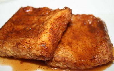 Что едят испанцы во время Поста и на Страстной Неделе?