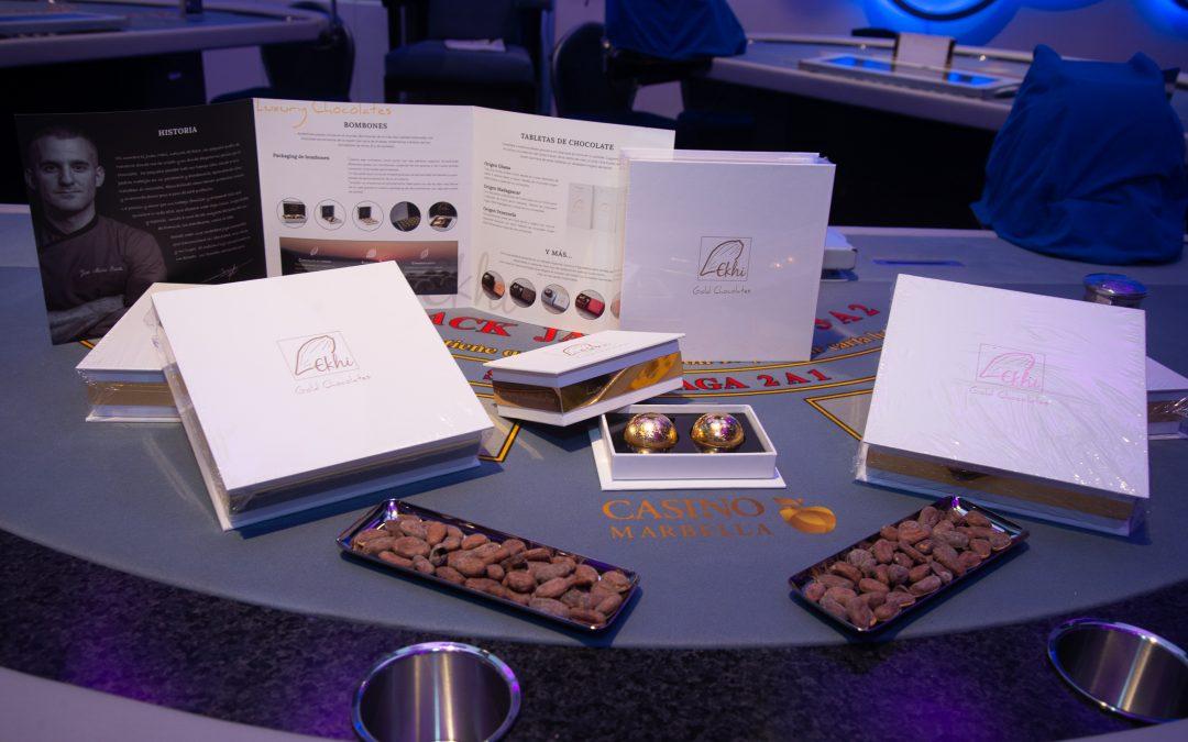В Казино Марбелья стартовал сезон интересных новинок и мероприятий – первым стал Мастер класс по ручному изготовлению шоколадных конфет