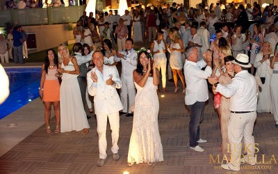 Модный летний Бал в честь второй годовщины Luks Marbella и Награды Fashion Awards 2015