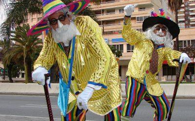 Истоки малагского Карнавала