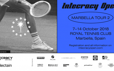 Теннисный турнир Intecracy Open 7-14 октября в Royal Tennis Club