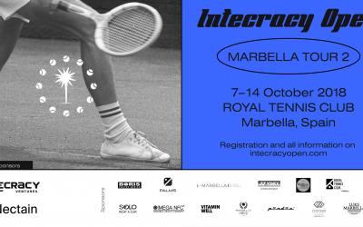 Теннисный турнир Intecracy Open 7-14 октября в Royal Tennis Club