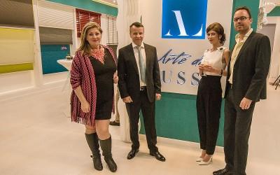 Открытие салона солнцезащитных систем Arte del Lusso
