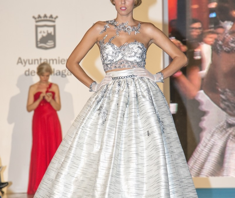Мода в Pasarela Larios Fashion Week 2015: дизайнер Асунсион Ретамеро
