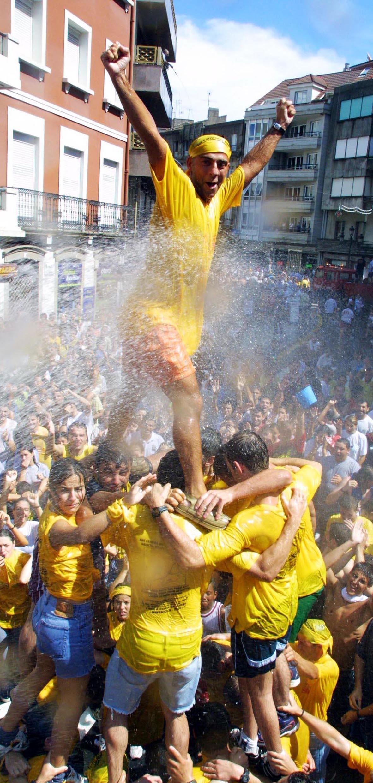 Fiesta Agua. San Roque