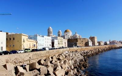 Прогулка по городу Кадис