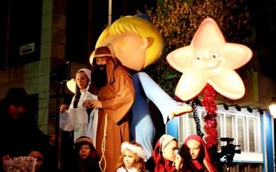 Los Reyes Magos en Marbella