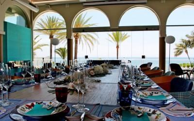 Открытие нового ресторана  Les Cubes Marbella