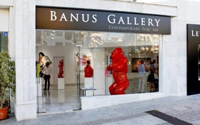 Открытие Banus Gallery