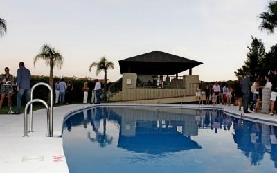 На презентации системы управления бассейном LVLØ Hassle Free Pool