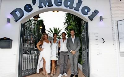 Вечеринка в честь открытия ресторана Медичи в Эстепоне: фотоальбом
