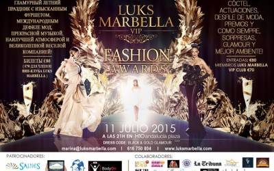 VOTA!! Luks Marbella Fashion Awards 2015