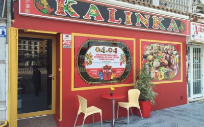 Открытие русского магазина KALINKA в San Pedro de Alcantara