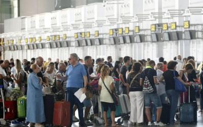 На Пасху в Малаге туристы потратили 34 млн евро.