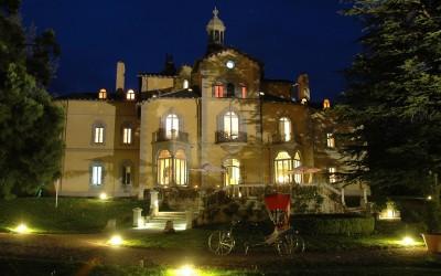 «Торре дель Ремеи» – отель-дворец в каталанских Пиренеях.
